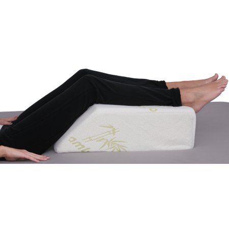 Home Wedge Pillow Leg Pillow Support Pillows