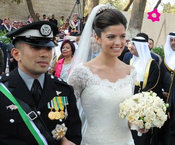 Matrimonio In Giordania : Il matrimonio reale in giordania tra abdullah ii di