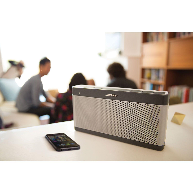 bose soundlink iii bluetooth wireless speaker