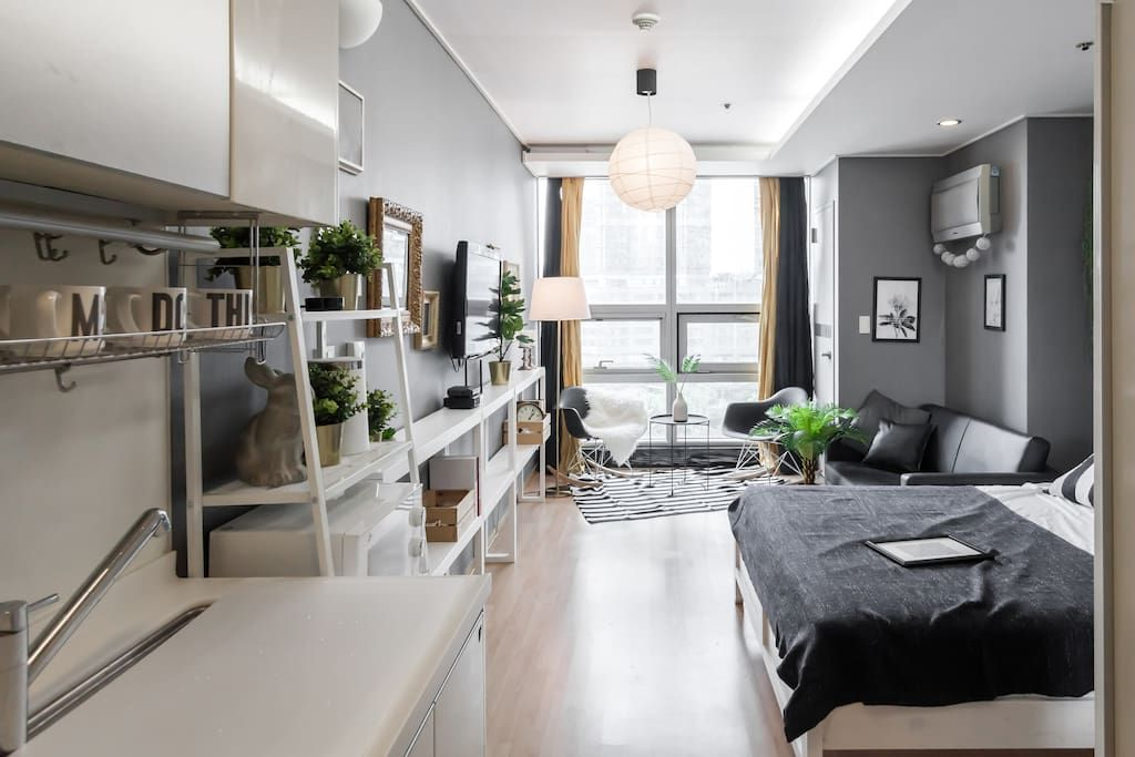 Nearest Hongdae 30sec From Gongdeok Apartments For Rent In Dong Seoul South Korea
