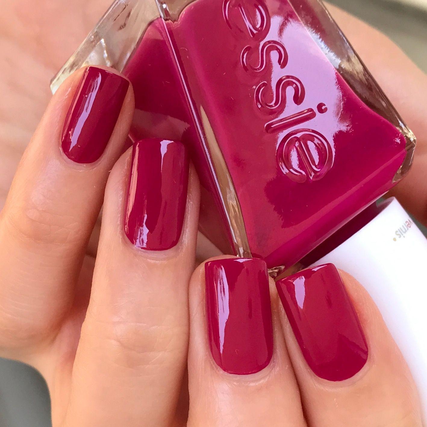 Único Essie Uñas Azul Pulido Friso - Ideas de Diseño de Arte de Uñas ...