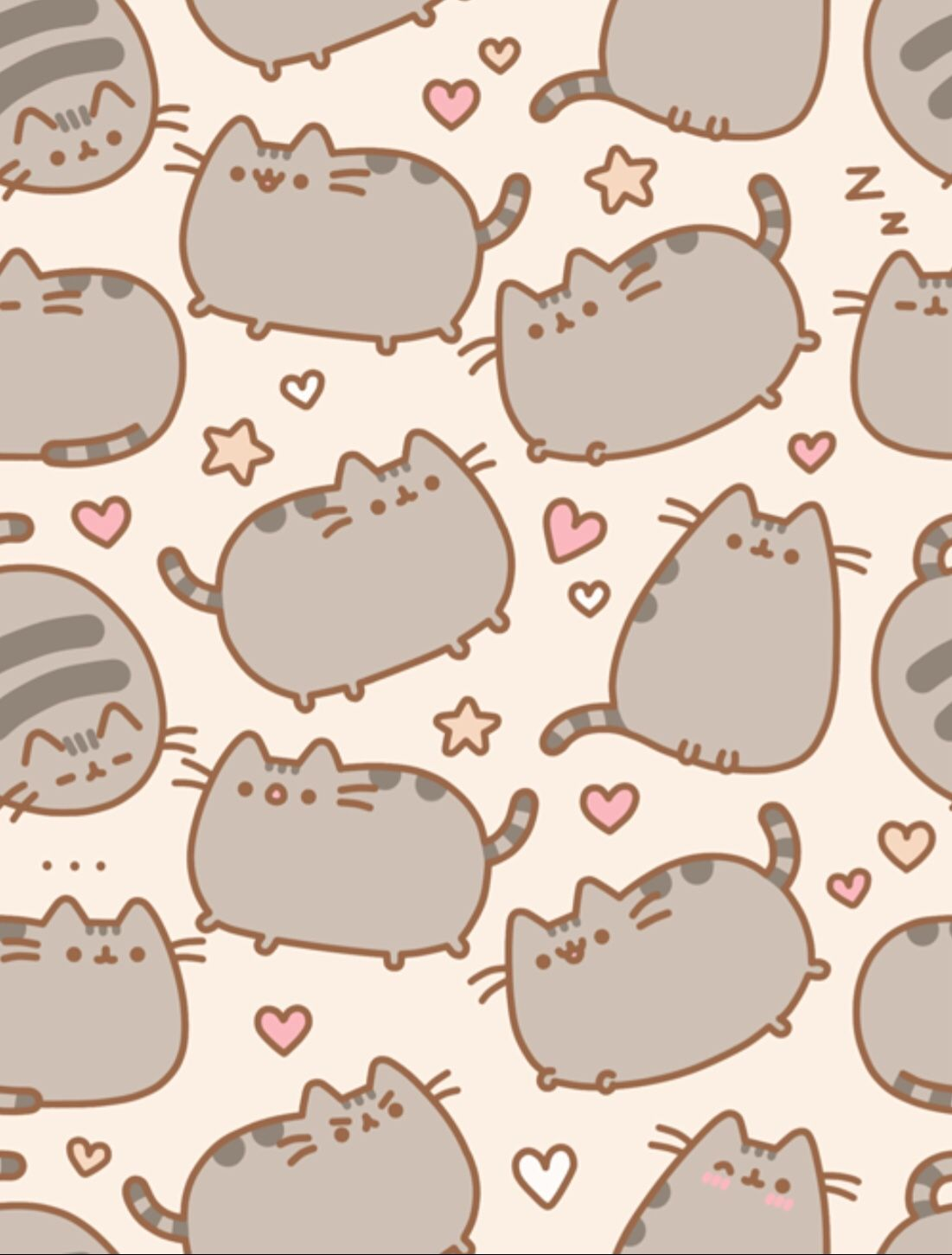Pusheens Pusheen Cat Pusheen Cat Wallpaper