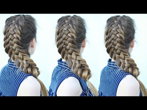 Awesome Dutch Woven Fishtail Braid Braided Hairstyle Ideas Contemporary - Cool herringbone braid Idea