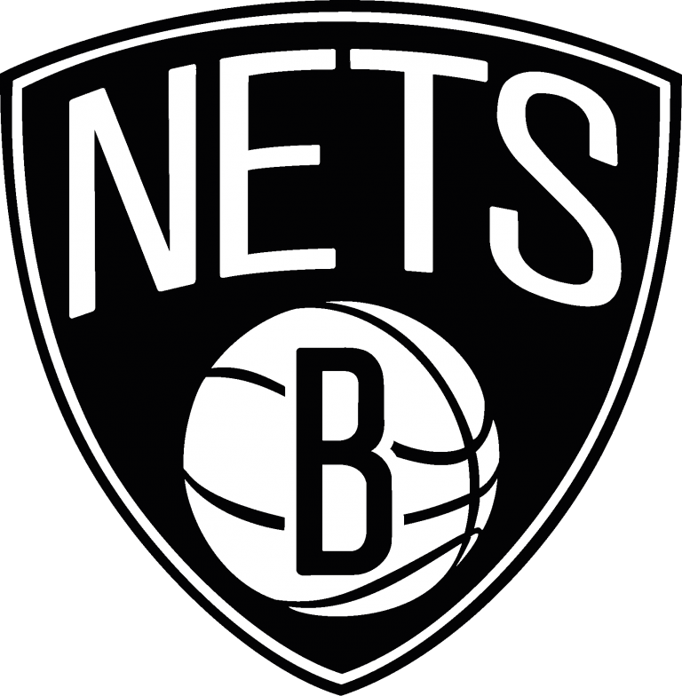 Brooklyn Nets Logo Outdoor Logos Brooklyn Nets Brooklyn Nets Basketball