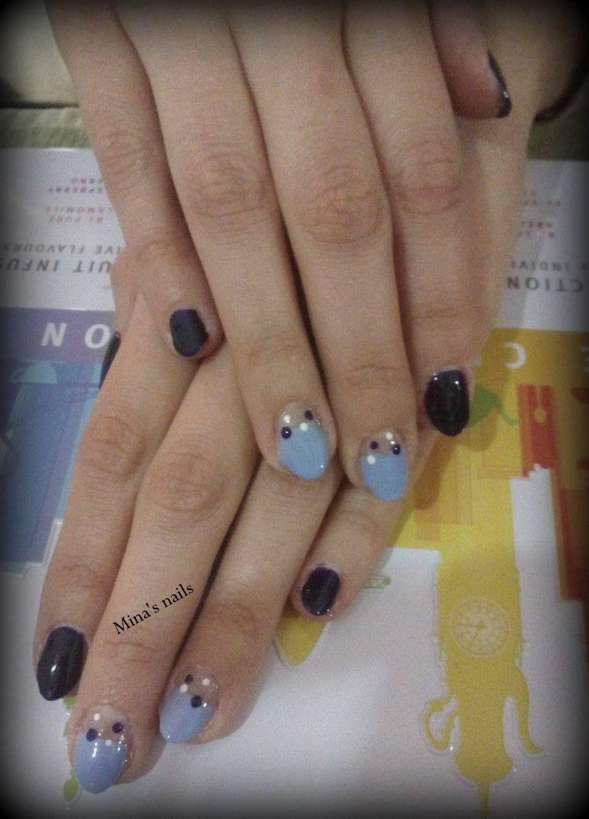 Kiriaki's summer nails...