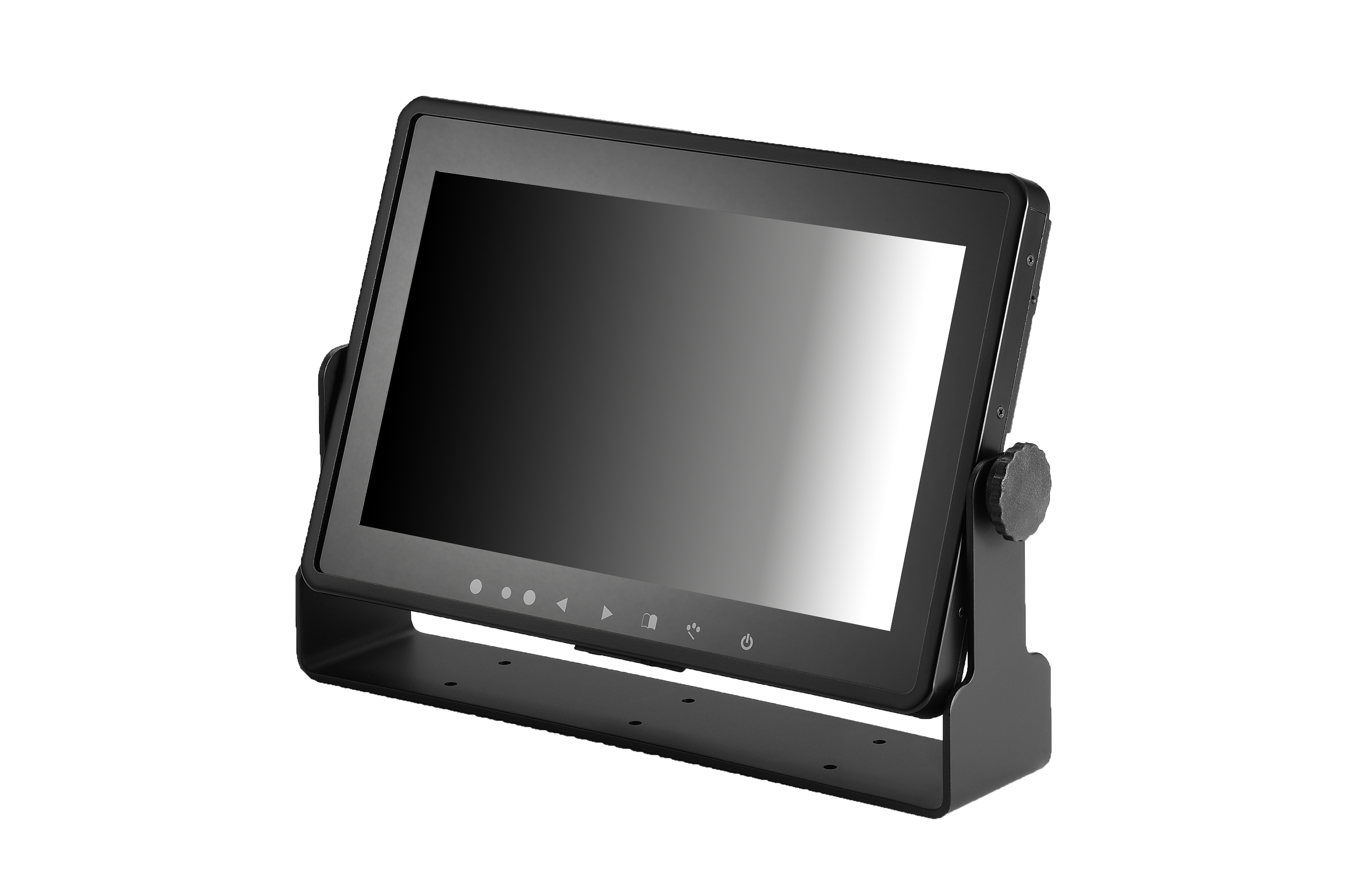 10 1 All Weather Rugged Touchscreen Monitor Works Anywhere Manufactured By Xenarc Technologies Lcd Monitor Industrial Display Lcd Panels