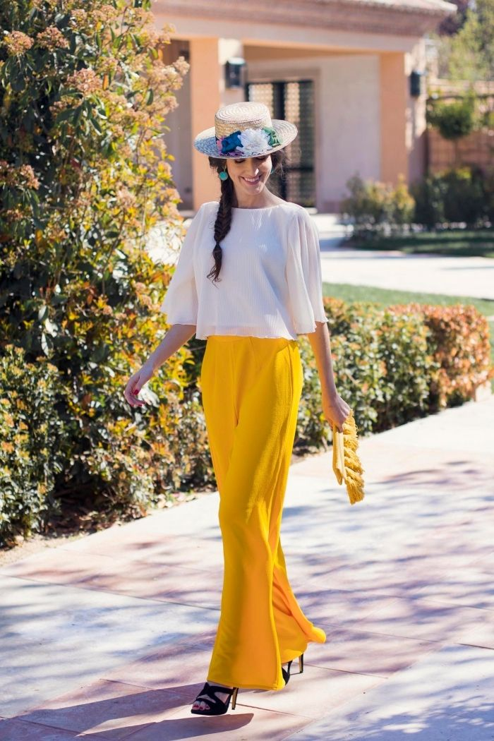 ▷ 1001 + exemples comment assortir votre tenue pour mariage ... 24ad00a4b84
