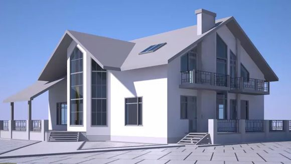 exterior house designs 3d max. 3ds Max  Linear Exterior Setup with V Ray Tutorial CG computer