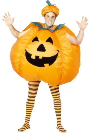 Kürbis Kostüm