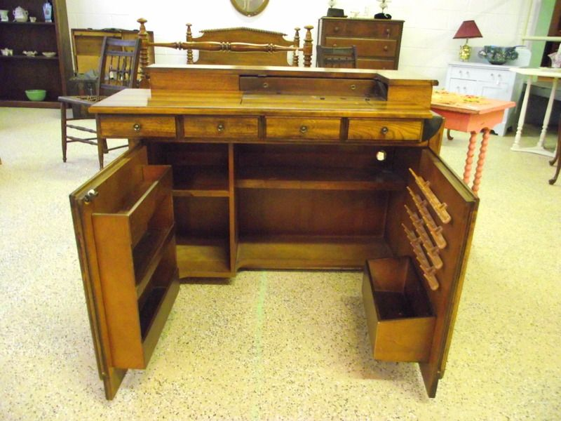 vintage craft table - goddamn they knew how to craft back in the day son! - Vintage Craft Table - Goddamn They Knew How To Craft Back In The Day
