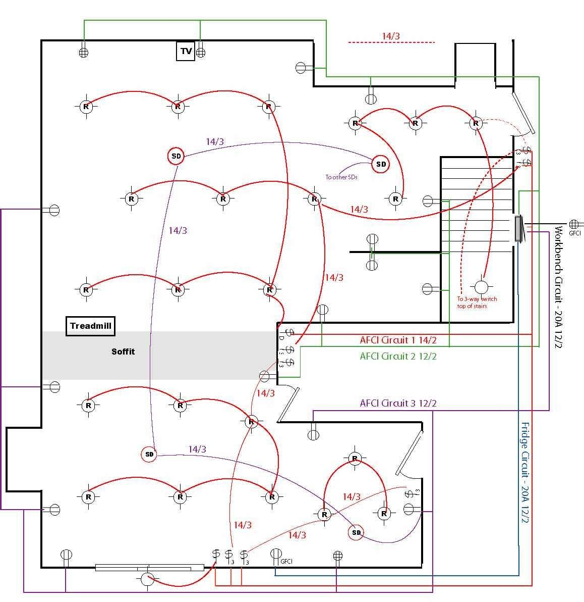 Wiring Diagram Home. Wiring Diagram Home. Wiring Diagram for Smart Home 3  12rma Lift • | Home electrical wiring, House wiring, Electrical wiring  diagramPinterest
