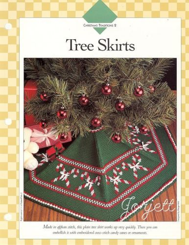 Daily Limit Exceeded Holiday Crochet Patterns Christmas Tree Skirts Patterns Xmas Tree Skirts