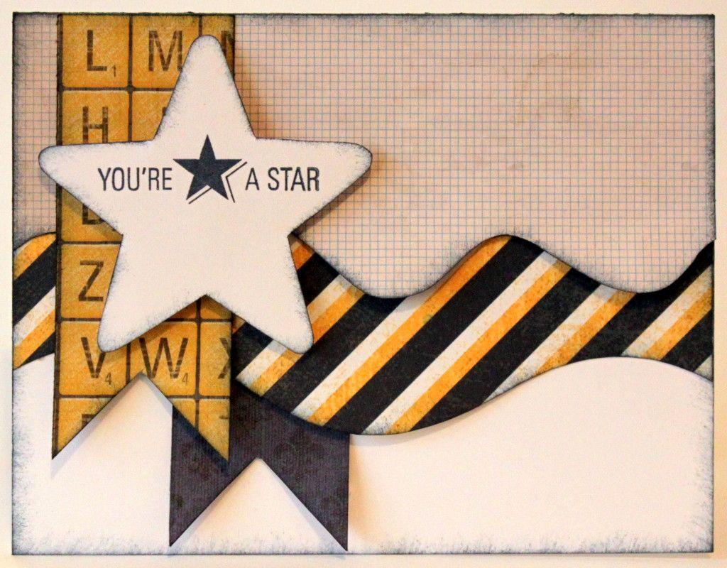 Star greeting card sketch challenge kiwi star and cards star greeting card sketch challenge kristyandbryce Images