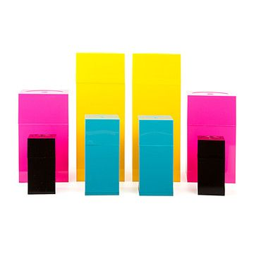 CMYK container set