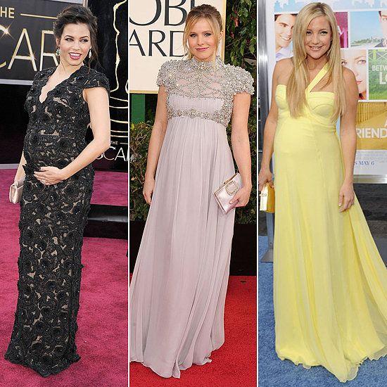 8c941c7779b Pregnant Celebrities  100 Best Maternity Looks