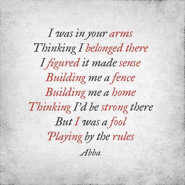 Sammy Hagar - Winner Takes It All Lyrics | MetroLyrics