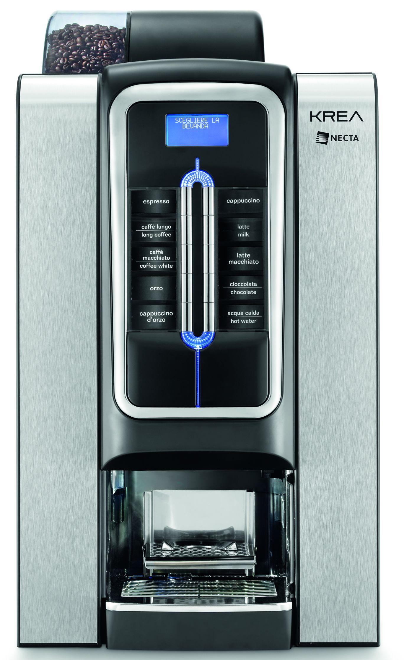 necta coffee machine