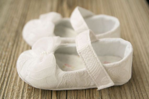 30 off 6 9 months sale natural white baby christening shoes diy 30 off 6 9 months sale natural white baby christening shoes mightylinksfo
