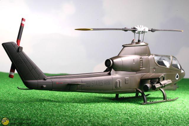 corgi us51203 ah1 cobra diecast model us army