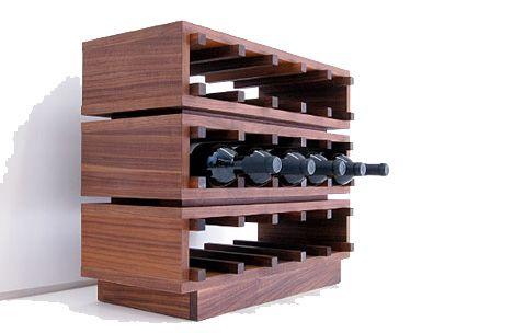 5th Wedding Anniversary Gift Ideas Wood Wine Racks Modern Wine Rack Wooden Wine Rack