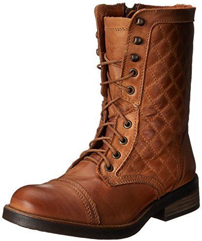 a0b9e1629 Steve Madden Women's Saffrin Combat Boot on shopstyle.com | Shoes ...