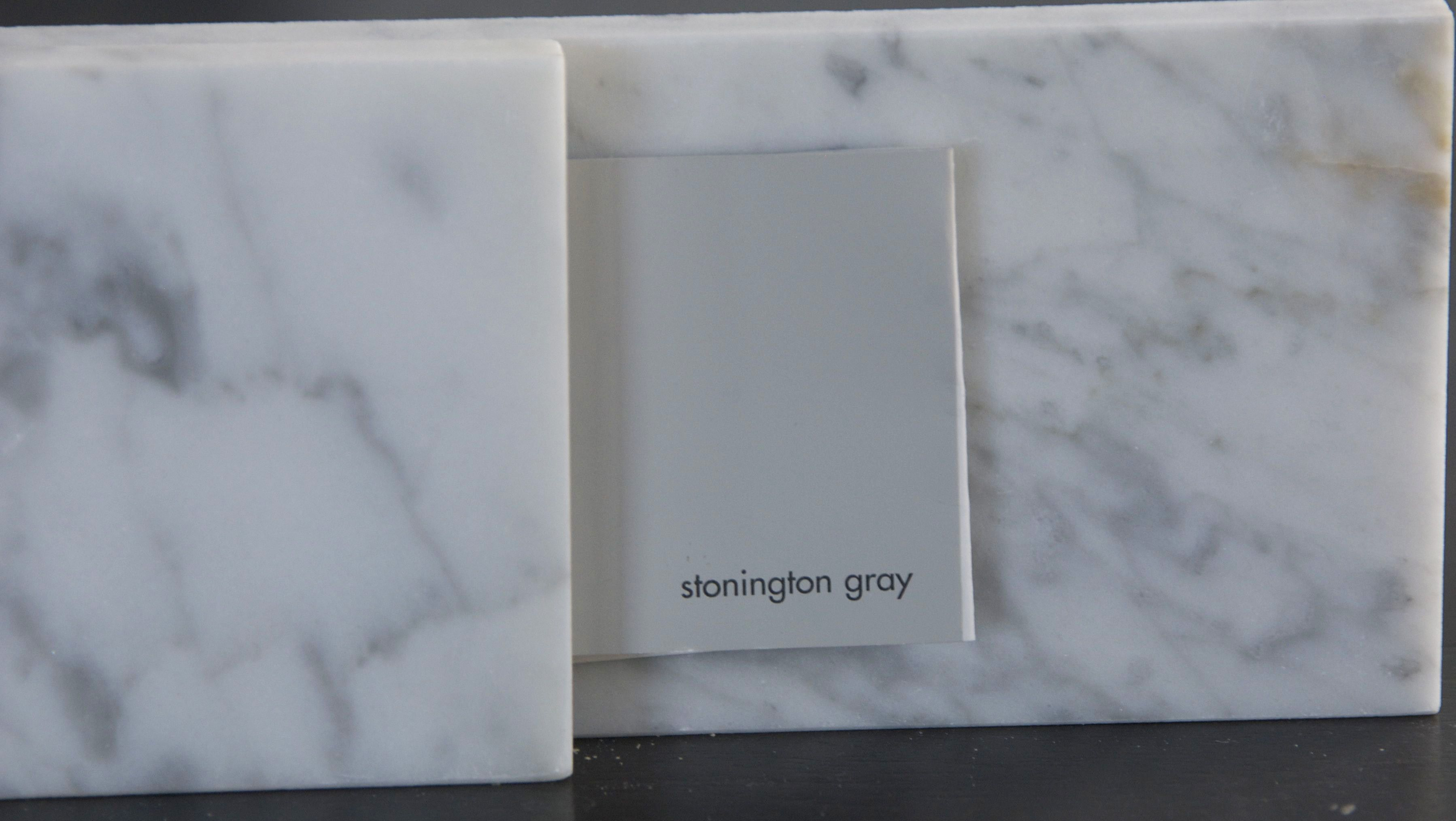 Stonington Gray by Benjamin Moore. How appropriate. | For the Home ...