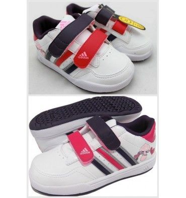 Adidas Ortholite Lk Trainer White Sepatu Anak Sepatu