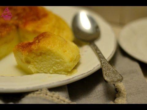 Tarta de queso en el microondas. Repostería - YouTube