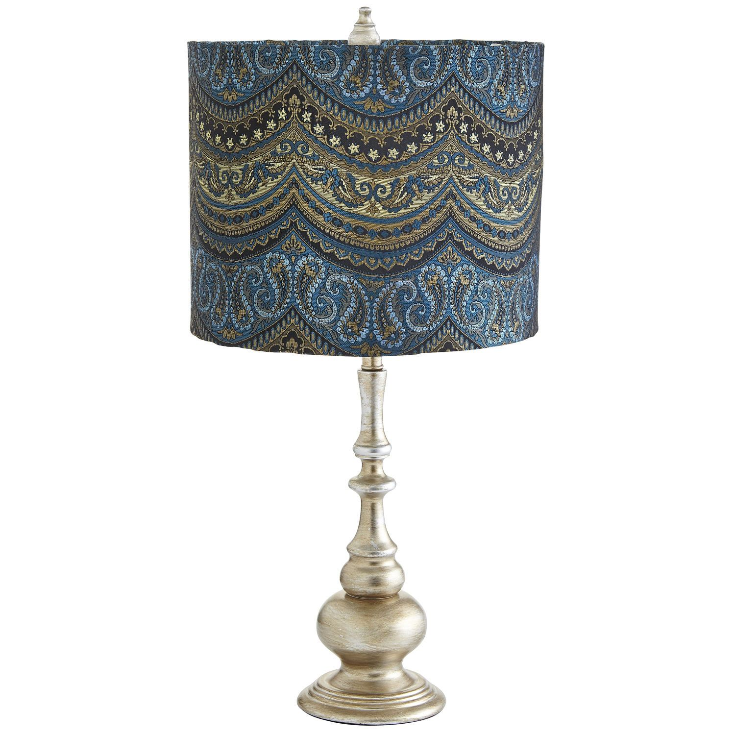 Paisley lamp pier 1 imports 59 like the base not the shade paisley lamp pier one arubaitofo Images