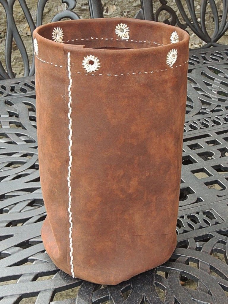 Leather Ditty Bag Complete