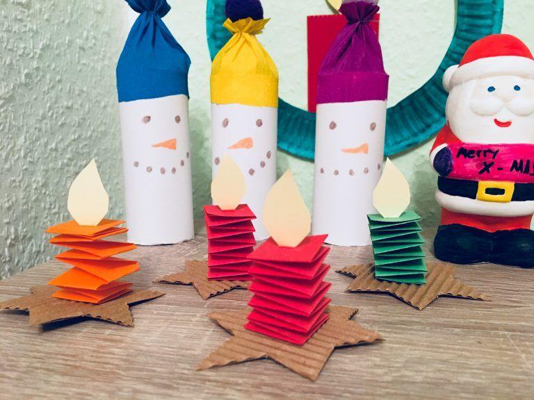 Kreative Weihnachtsgeschenke Basteln.Papier Der Familienblog Fur Kreative Eltern Part 2