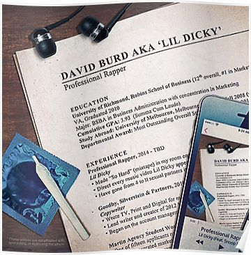 Lil Dicky - Professional Rapper Posters | Products | Rich homie quan