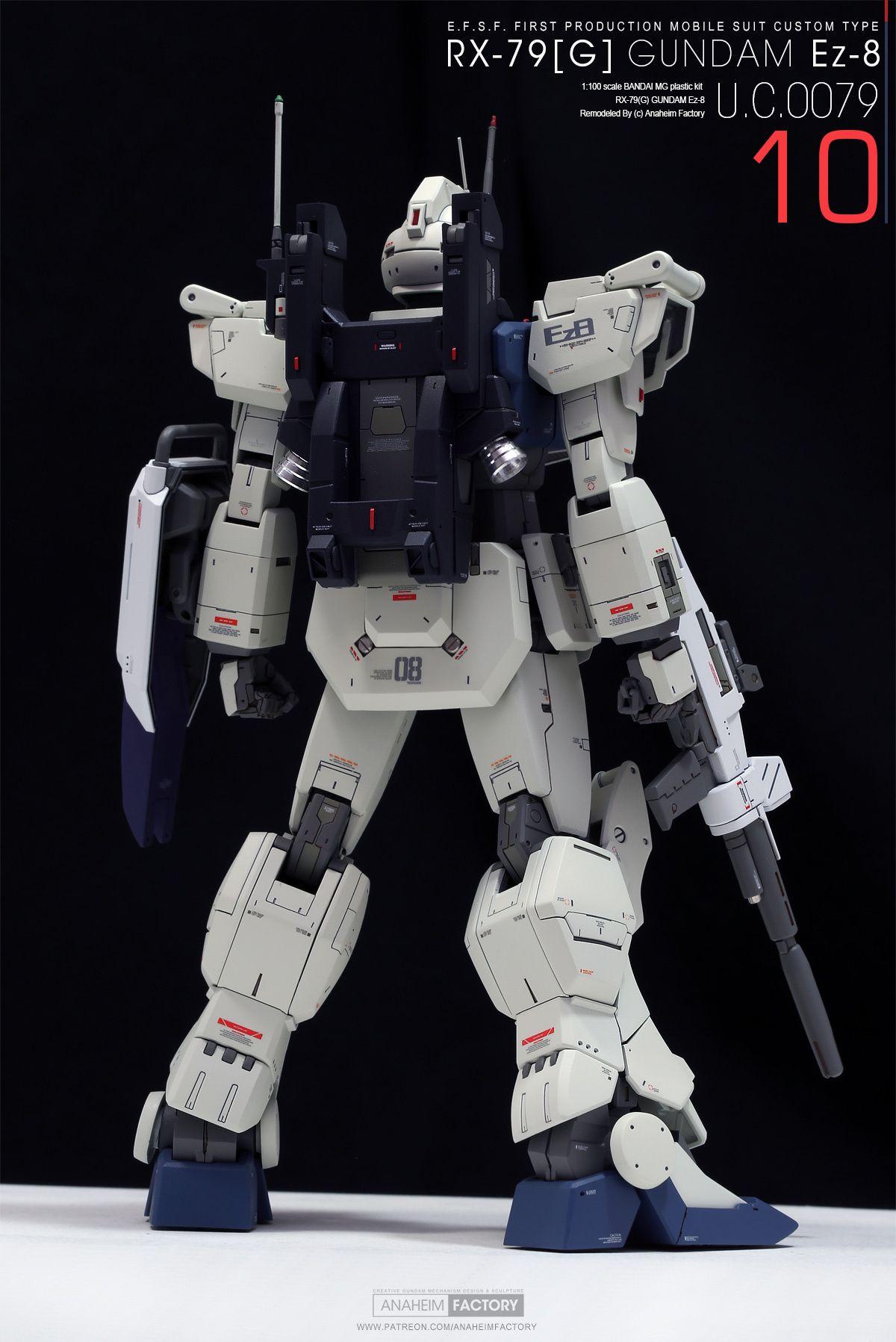 10 [ROLL OUT] RX79[G] GUNDAM Ez8