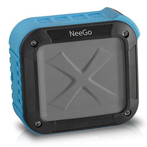 Portable USB Bluetooth Speaker Waterproof Outdoor Wireless Shower Bass FM Radio