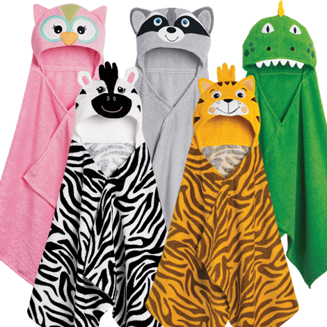 Hooded Towel For The Babies How Cute Order Today At Www Youravon
