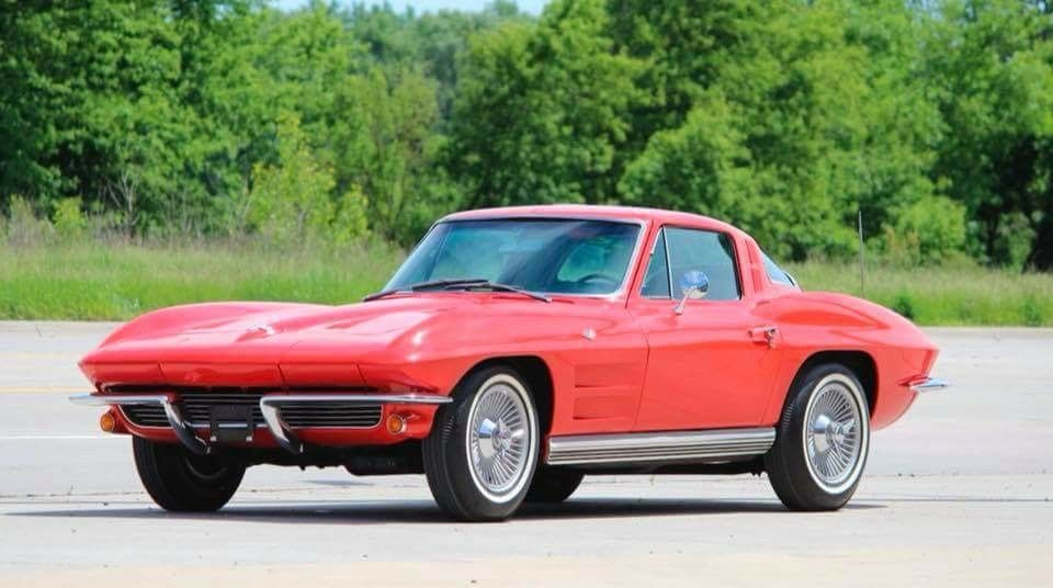 64 Chevy Corvette - 327ci 365hp - jlw | Classic Cars, Muscle ...
