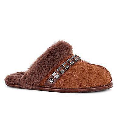 04bad0aacdd UGG Australia Chewbacca Scuffette Womens Slippers  Dillards