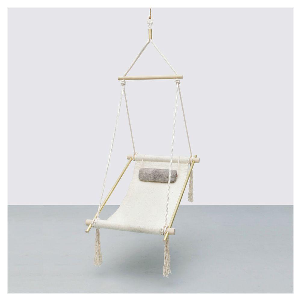 Ladies & Gentlemen Studio + Ashley Helvey - Ovis Hanging Chair