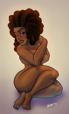 Images About Nude Cartoons On Pinterest Black