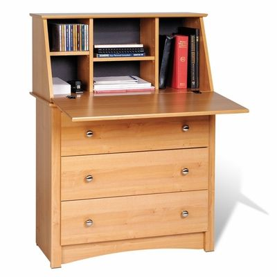 Secretary Desk W File Drawer Custom Hardwood Amish Furniture Secretary Desks File Cabinet Desk Coaster Furniture