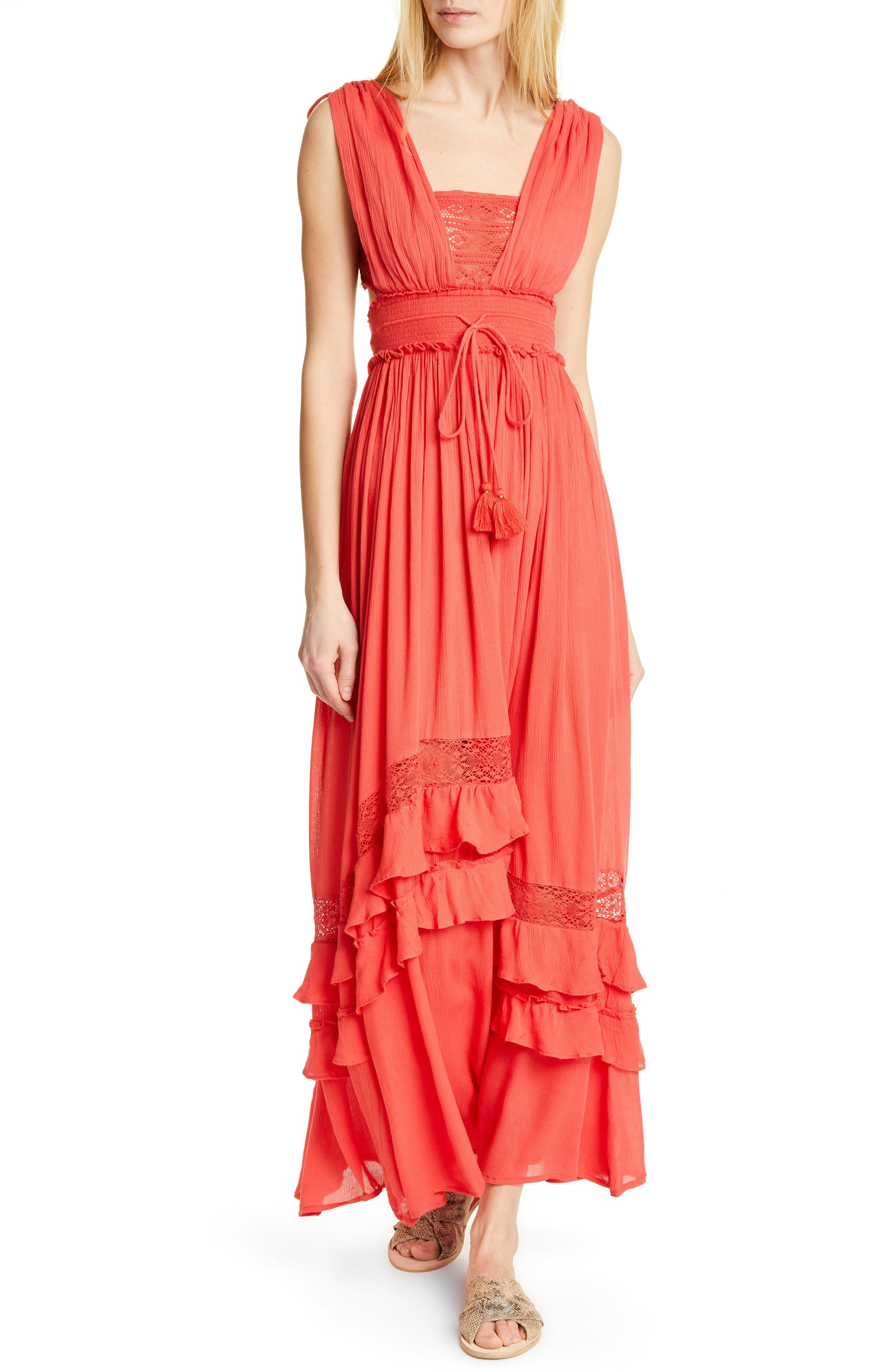 Free People Endless Summer By Free People Santa Maria Maxi Dress Available At Nordstrom Clothes For Women Maxi Dresses Casual Maxi Dress [ 4048 x 2640 Pixel ]
