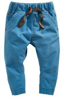 Blue Pull On Trouser (3mths-6yrs)