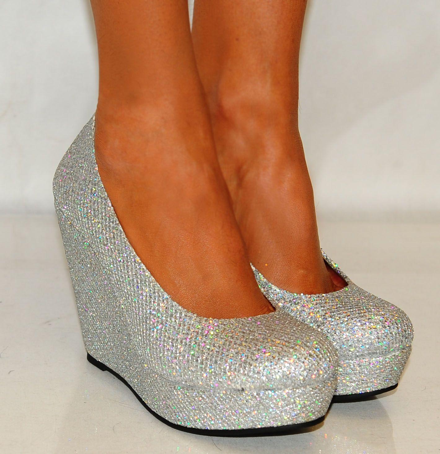 1000  images about heels ♥ on Pinterest | Platform shoes Sparkly
