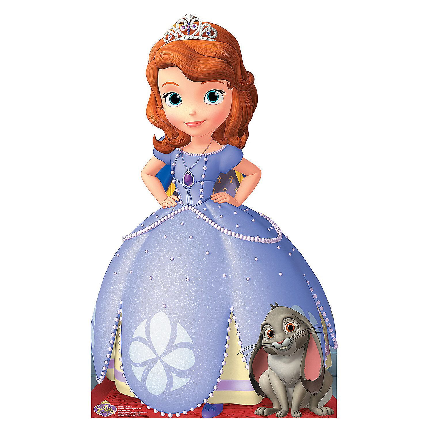 Sofia The First Cardboard Stand Up Sofia The First Characters