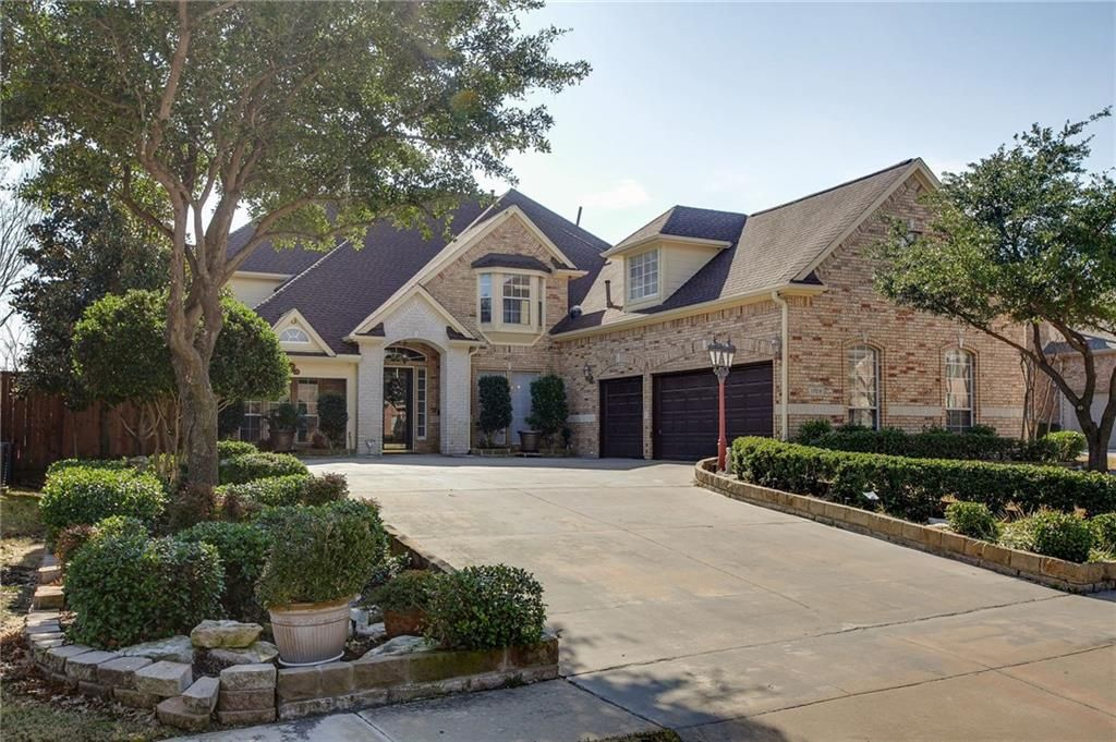 1709 Marble Pass Dr Flower mound tx, House design