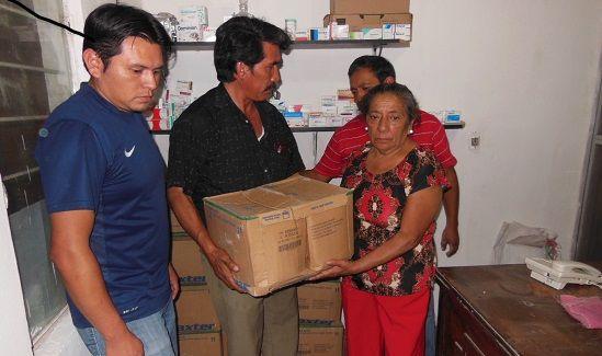 CITEV, A.C. DONA 10 CAJAS DE DIÁLISIS A PACIENTE DE RAFAEL DELGADO. - http://www.esnoticiaveracruz.com/citev-a-c-dona-10-cajas-de-dialisis-a-paciente-de-rafael-delgado/