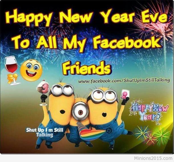 10 Happy New Year Minion Quotes Happy New Year Minions Minions New Year Happy New Year Funny