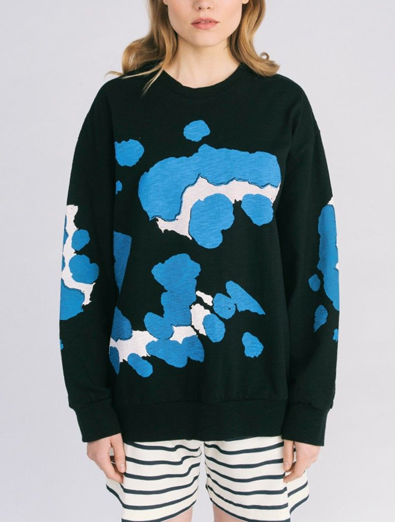 Wingy Sweater by E.Tautz