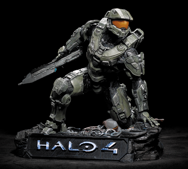 """Todd McFarlane on Twitter: """"STATUE: In case you missed it; check out this #McFarlaneToys #Halo4 statue! Details TBA http://t.co/zhdxpi2YAO"""""""
