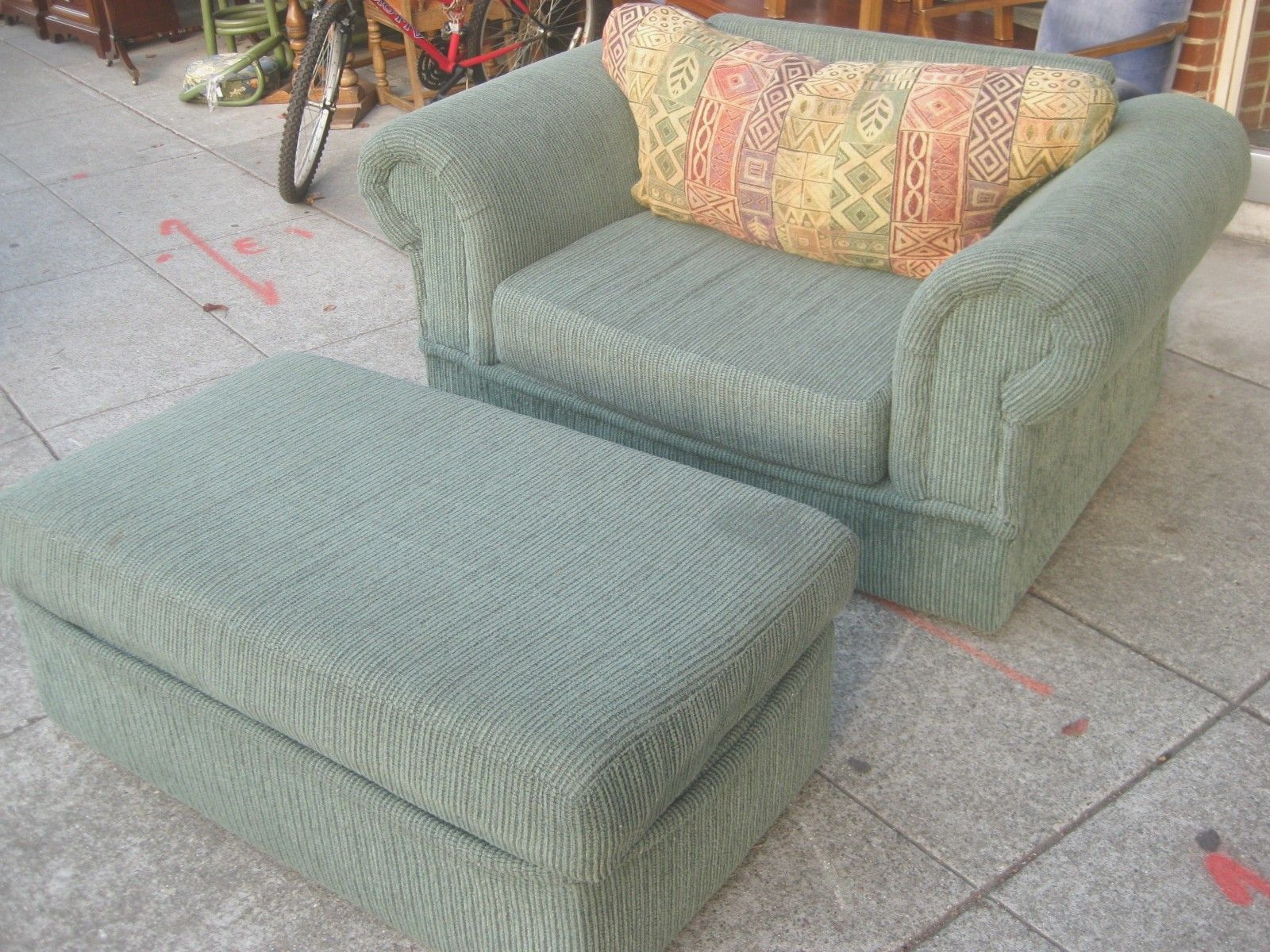 Chairs with Ottomans for Living Room chairs ebay chairs images